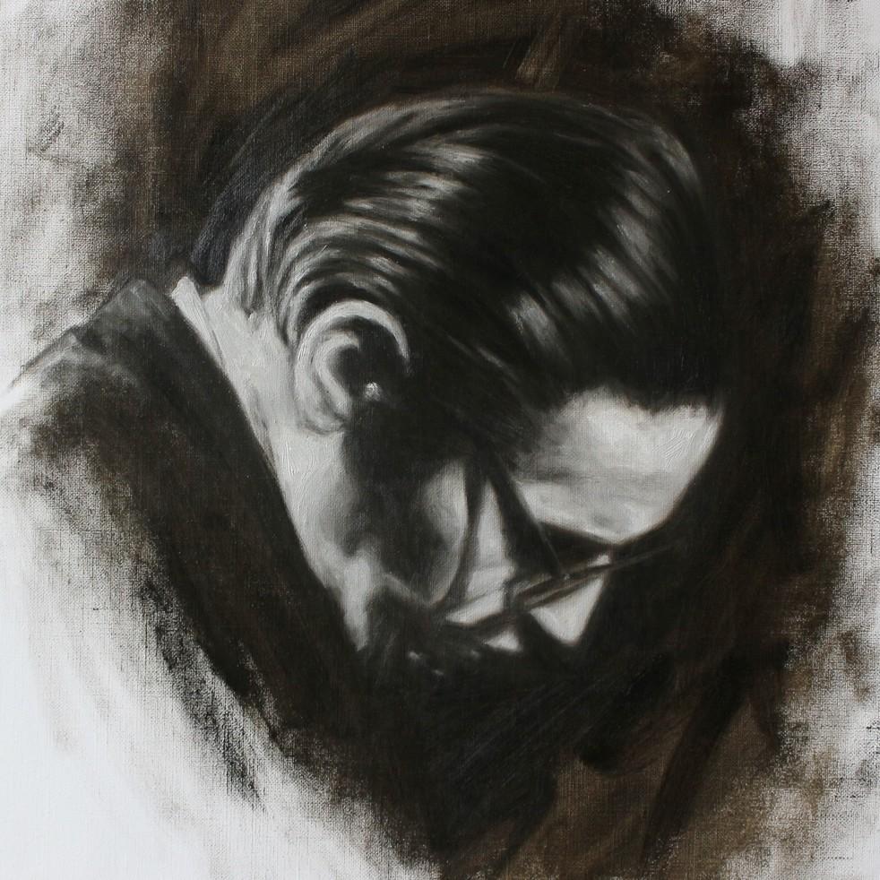 duy tran artiste peintre portrait huile